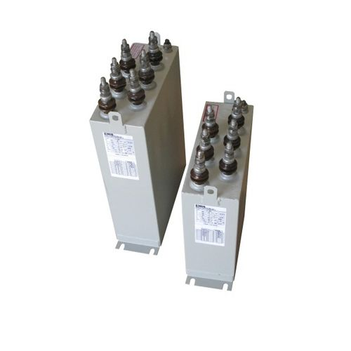 film capacitor / encapsulated / power / oil-filled