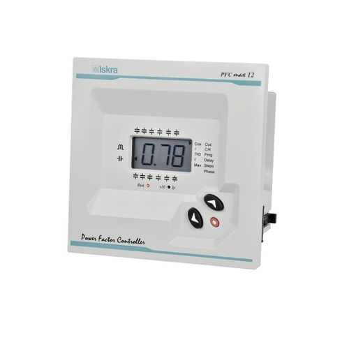 12 levels reactive power controller / three-phase