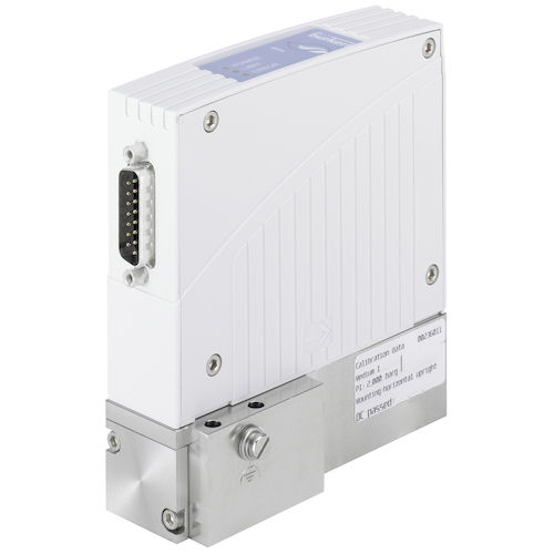 thermal mass flow controller / for gas / digital / precision
