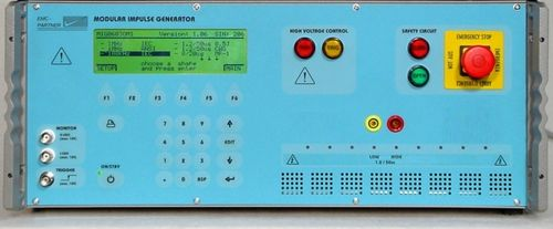 Earth impedance test device / protection relay / portable max. 6 kV | MIG0603OS2  EMC Partner AG