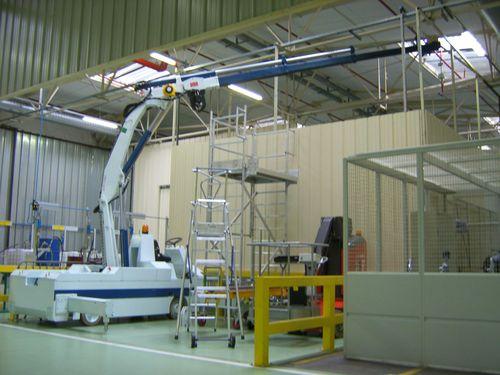 mobile crane / telescopic / articulated