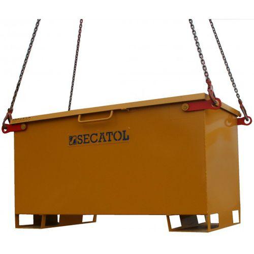 construction site storage box