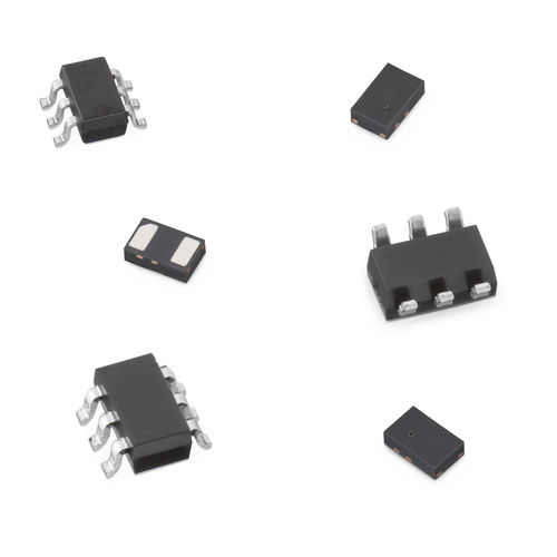 TVS diode / SMD / rectifier