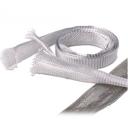 Knitted metal mesh / for EMI shielding WE-ST Würth Elektronik eiSos