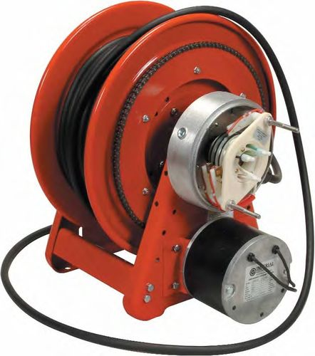 Cable reel / motorized / open United Equipment Accessories