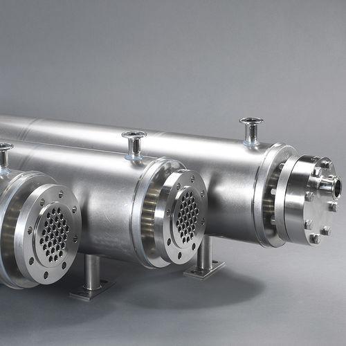 shell and tube heat exchanger / liquid/liquid / gas/liquid / gas/gas