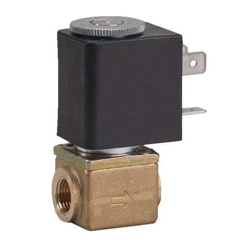 direct-operated solenoid valve / 2/2-way / NC / NO
