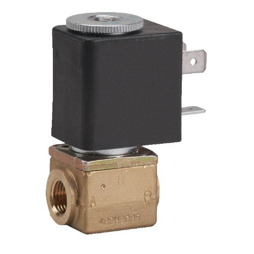 direct-operated solenoid valve / 3/2-way / NC / NO