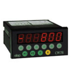 Binary counter / digital / electronic / multifunction CM78  ELAP