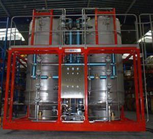 filter gas purifier / hydrogen