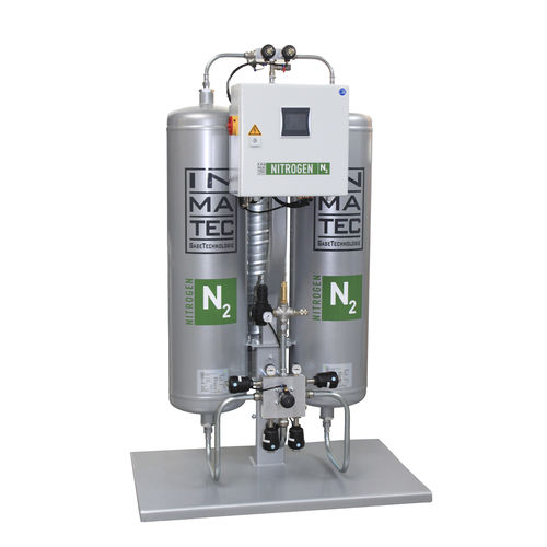 pure nitrogen generator / ultra high-purity / high-purity / process