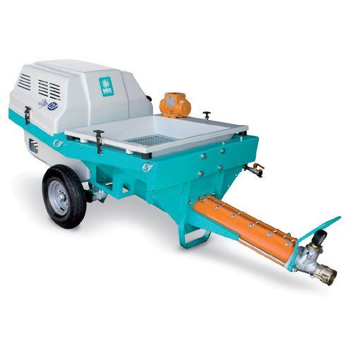 Electric pump / screw / high-power / control Step 120a IMER International SPA