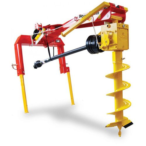 hydraulic auger / helical