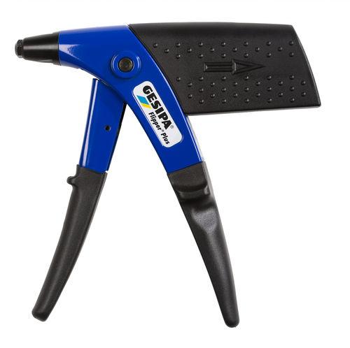 lever riveting tool / spring / for blind rivets