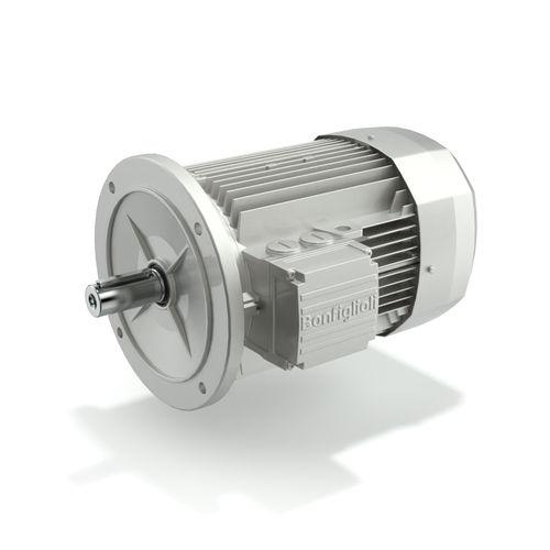 IE3 motor / three-phase / asynchronous / 230 V