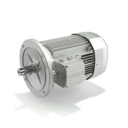 three-phase motor / asynchronous / 200 V / with DC brake
