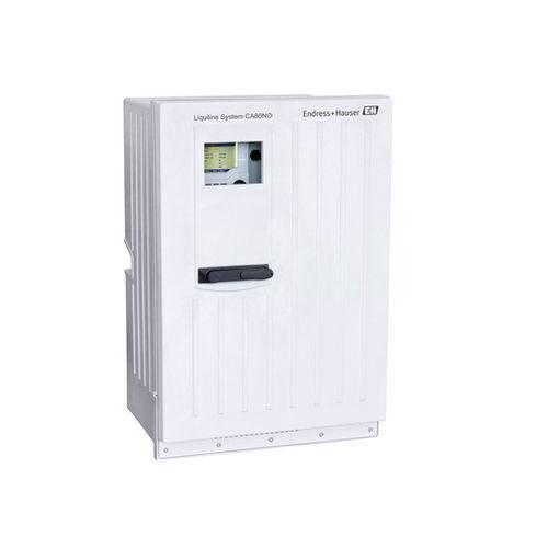 nitrite analyzer / water / concentration / benchtop