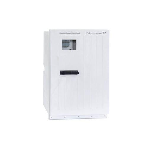 oxygen analyzer / wastewater / chemical oxygen demand / automatic