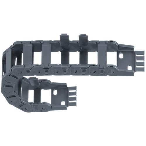 Snap-open drag chain / plastic E2 mini series igus®