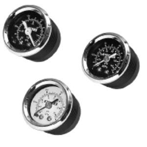 mechanical vacuum gauge / analog