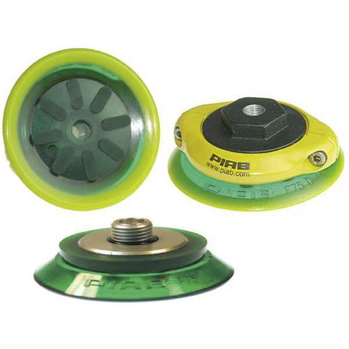 Flat suction cup / lifting F series PIAB