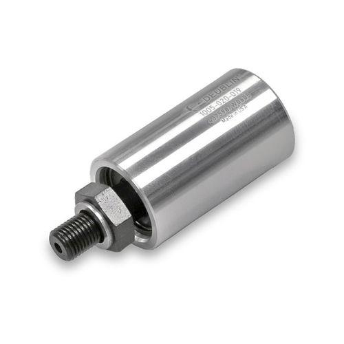 air rotary union / for vacuum / hydraulic / aluminum