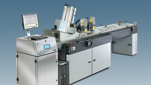 inkjet printing machine / monochrome / for labels / high-speed