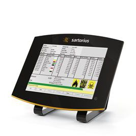 terminal with touch screen / table-top / compact / display