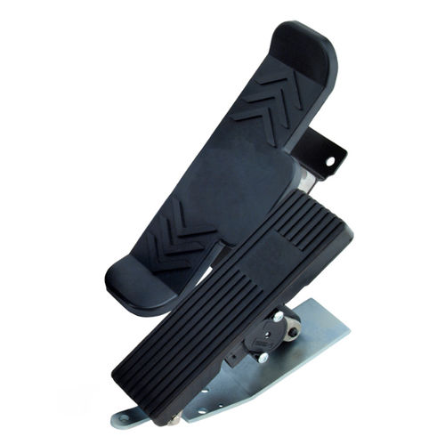 control pedal / electronic / single pedal