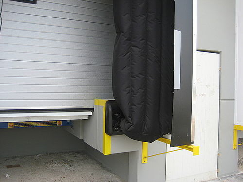inflatable dock seal / isothermal