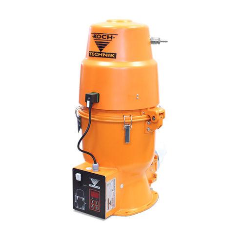 vacuum dosing feeder / rotary / conveying / compact