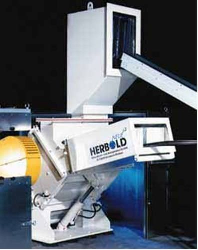 Plastic mill / for pipes and profiles LP/SP series NEUE HERBOLD Maschinen-u. Anlagenbau GmbH