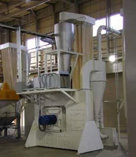 hot air dryer / continuous / for plastic pellets / dehumidifying
