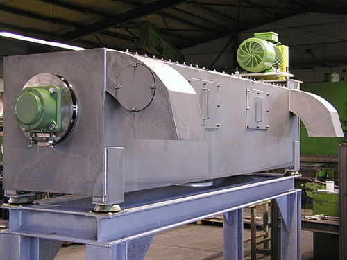 Water cleaning machine / automated / process / for the recycling industry FA Series  NEUE HERBOLD Maschinen-u. Anlagenbau GmbH