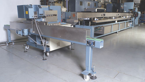 tube extrusion line / profile / for polyethylene / multilayer