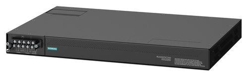 Managed ethernet switch / 9 ports / layer 2 / gigabit RSG2200 Siemens Industrial Communication