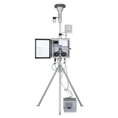 particle monitoring device / measurement / portable / real-time