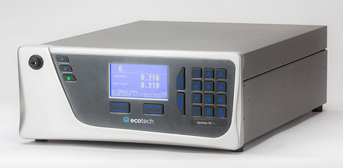 ozone analyzer / trace / benchtop / for ambient air