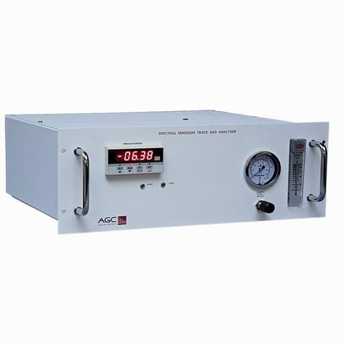 argon analyzer / nitrogen / gas / wavelength