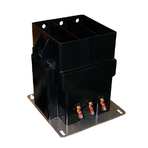 Instrument transformer / cast resin / floor-standing / medium-voltage PT series GE Digital Energy