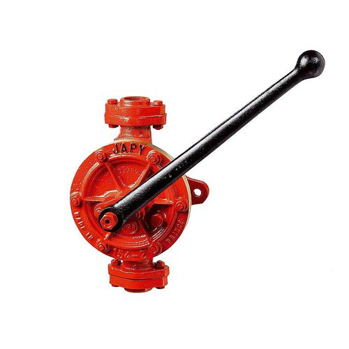 seawater pump / alcohol / diesel fuel / manual