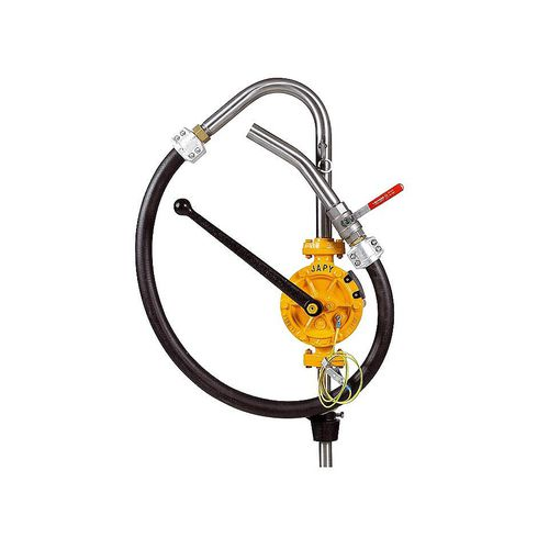 water pump / alcohol / diesel fuel / for gasoline