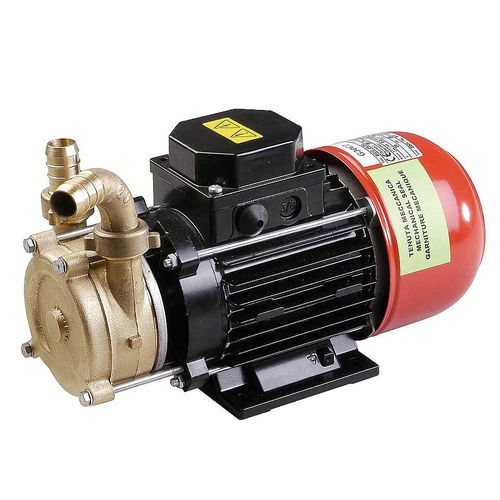 seawater pump / diesel fuel / electric / self-priming
