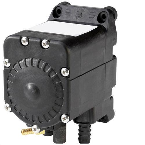 Chemical pump / pneumatic / self-priming / double-diaphragm PP3/8V-ATEX Pompes Japy
