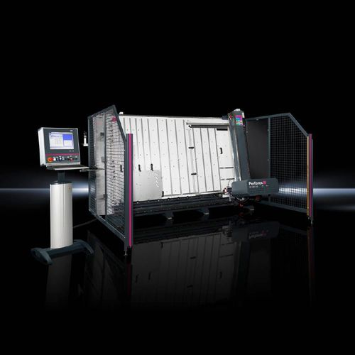 multi-axis milling center / horizontal / with moving table / compact