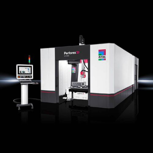 laser machining center / multi-axis / vertical