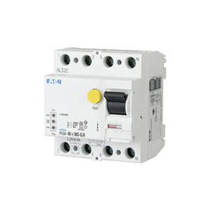 Residual current residual current circuit breaker / digital / molded case / DIN rail xEffect series  Eaton