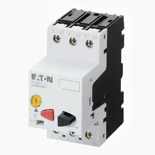 motor protection circuit breaker / short-circuit / modular / molded case