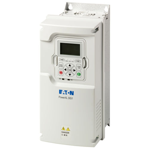 Vertical variable-frequency drive PowerXL DG1 Eaton