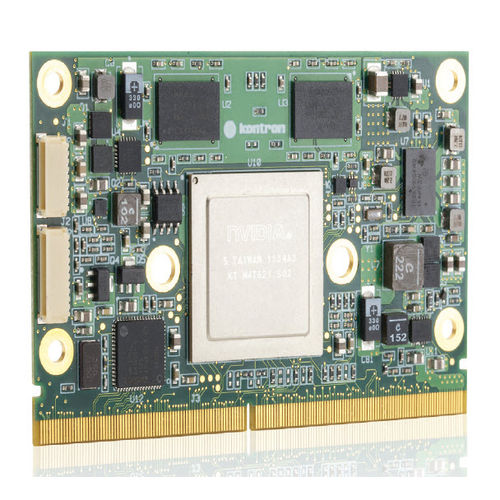 Quad Core Cortex A9 computer-on-module / USB 2.0 / SATA / Ethernet
